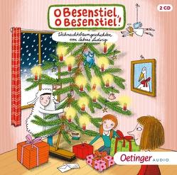 O Besenstiel, o Besenstiel! von Bielenberg,  Muriel, Brosch,  Robin, Gustavus,  Frank, Ludwig,  Sabine, Rothmund,  Sabine, Rysopp,  Beate