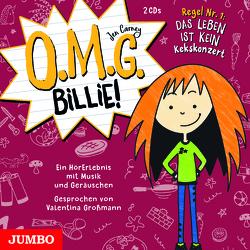 O.M.G. Billie! von Carney,  Jen, Großmann,  Valentina