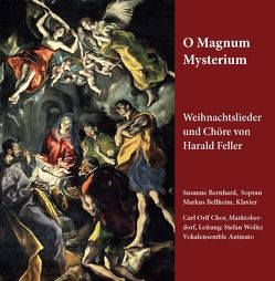 O Magnum Mysterium von ANIMATO,  Vokalensemble, Bellheim,  Markus, Bernhard,  Susanne, Feller,  Harald, Wolitz,  Stefan