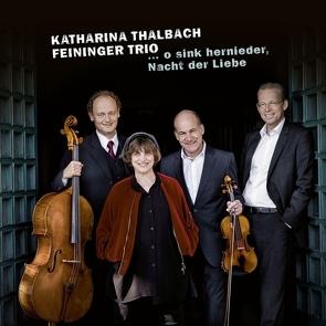 O sink hernieder, Nacht der Liebe von Thalbach,  Katharina