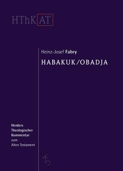 Obadja/Habakuk von Fabry,  Heinz-Josef