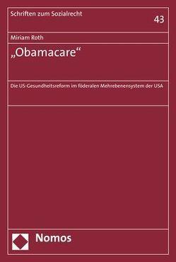 """Obamacare"" von Roth,  Miriam"