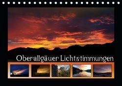 Oberallgäuer Lichtstimmungen (Tischkalender 2019 DIN A5 quer) von Haberstock,  Matthias