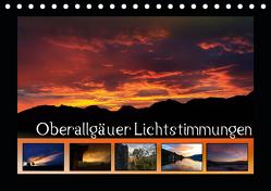Oberallgäuer Lichtstimmungen (Tischkalender 2020 DIN A5 quer) von Haberstock,  Matthias