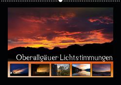 Oberallgäuer Lichtstimmungen (Wandkalender 2020 DIN A2 quer) von Haberstock,  Matthias