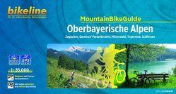 Oberbayerische Alpen von Esterbauer Verlag