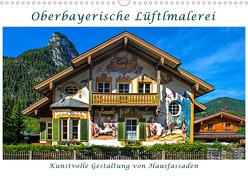 Oberbayerische Lüftlmalerei (Wandkalender 2020 DIN A3 quer) von Zillich,  Bernd