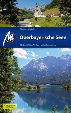 Oberbayerische Seen von Schroeder,  Thomas