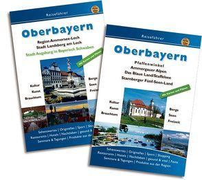 Oberbayern 1+2 von Dreyer,  Roland, Günther,  Brigitte, Hunscheidt,  Hubert