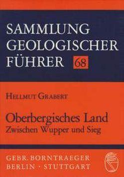 Oberbergisches Land zwischen Wupper und Sieg von Grabert,  Hellmut