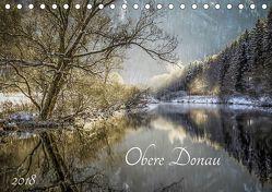 Obere Donau (Tischkalender 2018 DIN A5 quer) von Horn,  Christine