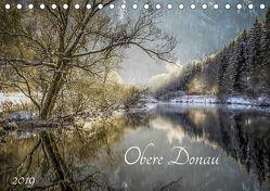 Obere Donau (Tischkalender 2019 DIN A5 quer) von Horn,  Christine