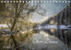 Obere Donau (Tischkalender 2020 DIN A5 quer) von Horn,  Christine