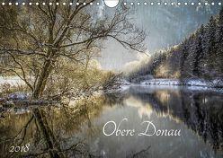 Obere Donau (Wandkalender 2018 DIN A4 quer) von Horn,  Christine