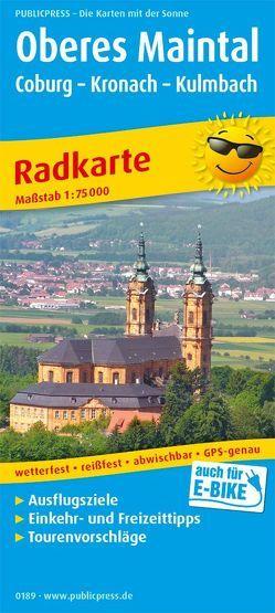 Oberes Maintal /Coburg – Kronach – Kulmbach