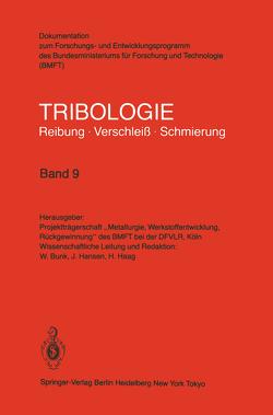 Oberflächenbehandlung · Abrasivverschleiß von Haag,  H., Hansen,  J.
