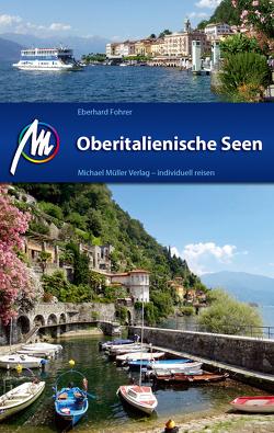 Oberitalienische Seen von Fohrer,  Eberhard