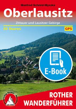 Oberlausitz (E-Book) von Schmid-Myszka,  Manfred