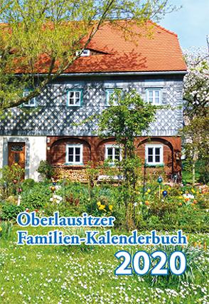 Oberlausitzer Familien-Kalenderbuch 2020
