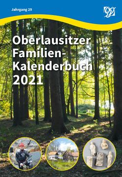 Oberlausitzer Familien-Kalenderbuch 2021