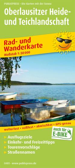 Oberlausitzer Heide- und Teichlandschaft