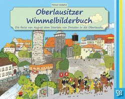 Oberlausitzer Wimmelbilderbuch von Westphal,  Michael