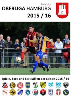Oberliga Hamburg 2015/16 von Schreiner,  Gerd