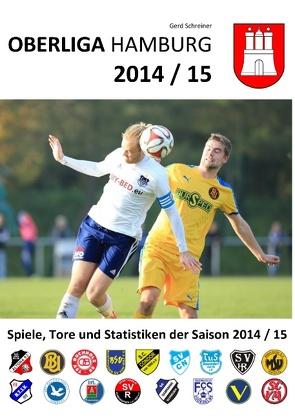 Oberliga Hamburg von Schreiner,  Gerd