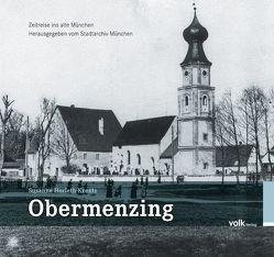Obermenzing – Zeitreise ins alte München von Herleth-Krentz,  Susanne