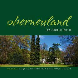 Oberneuland Kalender 2018 von Freundeskreis Cultur & Tradition e.V., Oberneuland Magazin