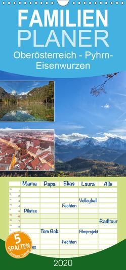 Oberösterreich Urlaubsregion Pyhrn-Eisenwurzen – Familienplaner hoch (Wandkalender 2020 , 21 cm x 45 cm, hoch) von Johann,  Schörkhuber
