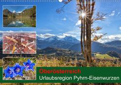 Oberösterreich Urlaubsregion Pyhrn-Eisenwurzen (Wandkalender 2020 DIN A2 quer) von Johann,  Schörkhuber
