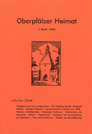 Oberpfälzer Heimat 1-1956