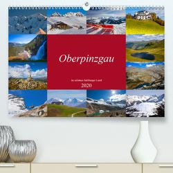 Oberpinzgau (Premium, hochwertiger DIN A2 Wandkalender 2020, Kunstdruck in Hochglanz) von Kramer,  Christa