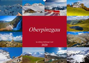 Oberpinzgau (Wandkalender 2020 DIN A2 quer) von Kramer,  Christa
