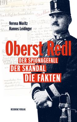 Oberst Redl von Leidinger,  Hannes, Moritz,  Verena