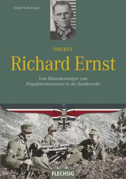 Oberst Richard Ernst von Kaltenegger,  Roland
