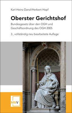 Oberster Gerichtshof von Danzl,  Karl-Heinz, Hopf,  Herbert