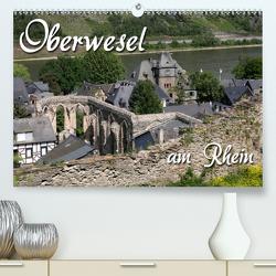 Oberwesel am Rhein (Premium, hochwertiger DIN A2 Wandkalender 2020, Kunstdruck in Hochglanz) von Berg,  Martina