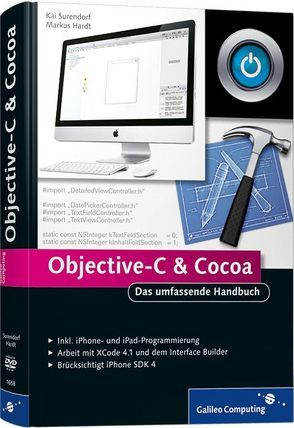 Objective-C 2.0 & Cocoa von Hardt,  Markus, Surendorf,  Kai