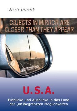 Objects in mirror are closer than they appear von Dittrich,  Mario