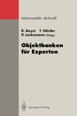 Objektbanken für Experten von Bayer,  R., Härder,  T., Lockemann,  P.