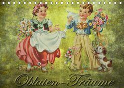 Oblaten-Träume (Tischkalender 2019 DIN A5 quer) von MaBu