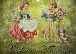 Oblaten-Träume (Wandkalender 2019 DIN A3 quer) von MaBu
