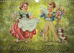 Oblaten-Träume (Wandkalender 2019 DIN A4 quer) von MaBu
