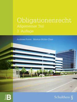 Obligationenrecht Allgemeiner Teil (PrintPlu§) von Furrer,  Andreas