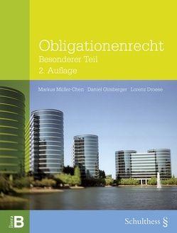 Obligationenrecht Besonderer Teil (PrintPlu§) von Droese,  Lorenz, Girsberger,  Daniel, Müller-Chen,  Markus