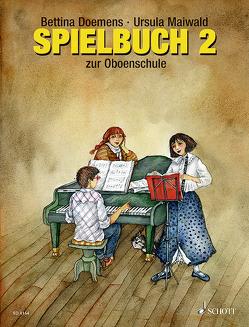 Oboenschule von Doemens,  Bettina, Kosa,  Uschi, Maiwald,  Ursula