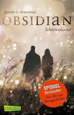 Obsidian 1: Obsidian. Schattendunkel von Armentrout,  Jennifer L., Malich,  Anja