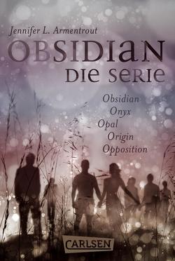 Obsidian: Alle fünf Bände der Bestseller-Serie in einer E-Box! von Armentrout,  Jennifer L., Malich,  Anja